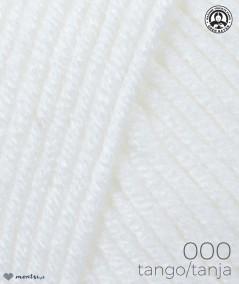 Włóczka Tango Tanja Madame Tricote 000 biały