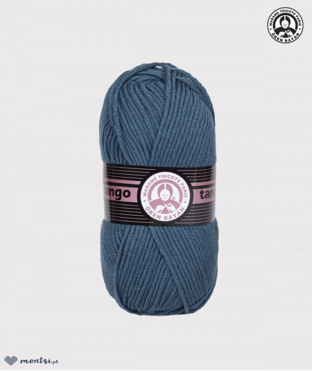 Włóczka Tango Madame Tricote 018 jeans