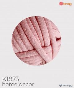 Włóczka Home Decor Kartopu K1873 jasny różowy