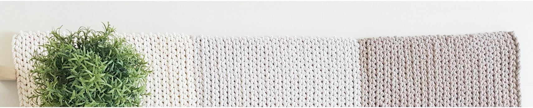 Sznurek bawełniany 5 mm | Sklep Montsi.pl Crafts & Coffee